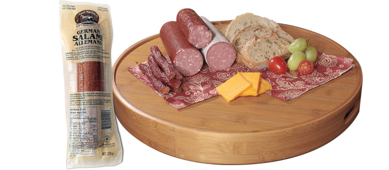 German Salami Tray